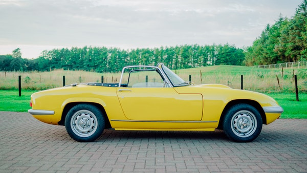 1968 Lotus Elan DHC For Sale (picture 4 of 114)