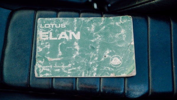 1968 Lotus Elan DHC For Sale (picture 76 of 114)