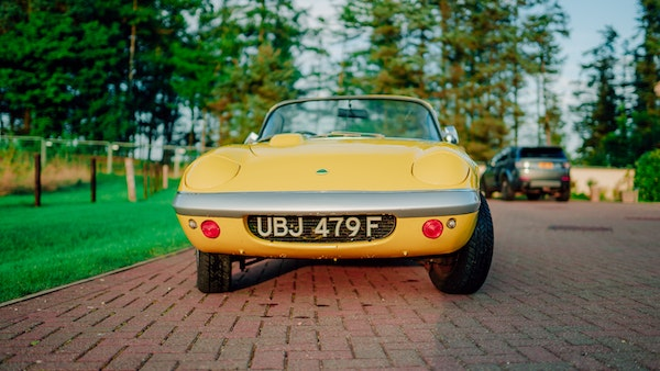 1968 Lotus Elan DHC For Sale (picture 6 of 114)