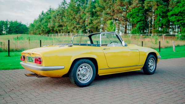 1968 Lotus Elan DHC For Sale (picture 10 of 114)