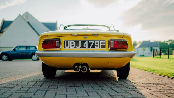 1968 Lotus Elan DHC For Sale (picture 8 of 114)