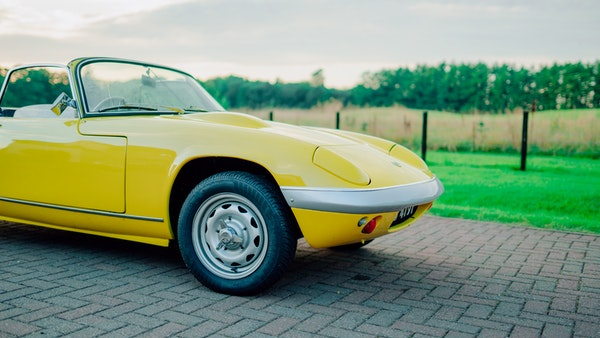 1968 Lotus Elan DHC For Sale (picture 9 of 114)