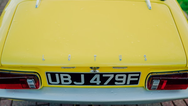 1968 Lotus Elan DHC For Sale (picture 41 of 114)