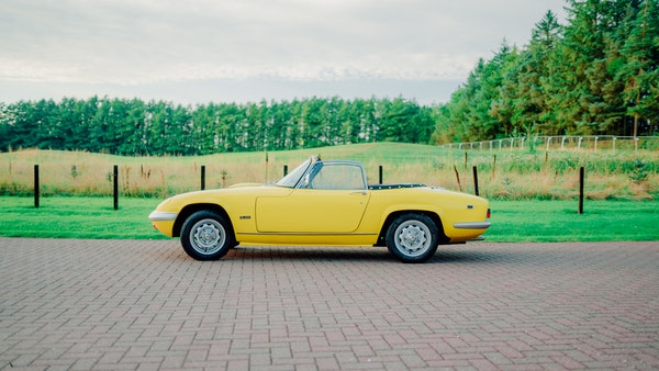 1968 Lotus Elan DHC For Sale (picture 5 of 114)