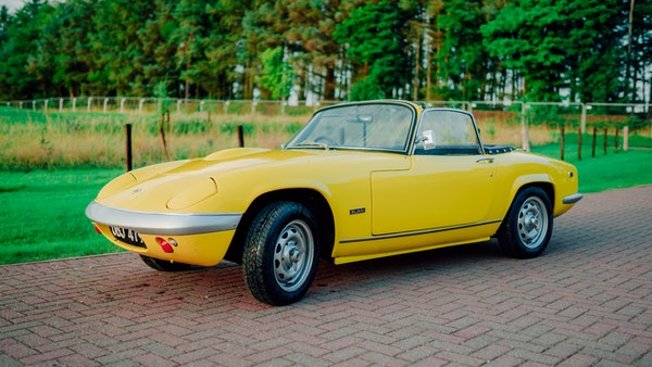 1968 Lotus Elan DHC For Sale (picture 1 of 114)