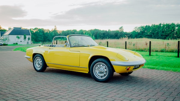 1968 Lotus Elan DHC For Sale (picture 3 of 114)