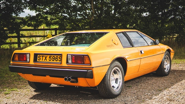 1976 Lotus Esprit Series 1 For Sale (picture 14 of 125)
