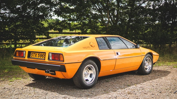 1976 Lotus Esprit Series 1 For Sale (picture 17 of 125)