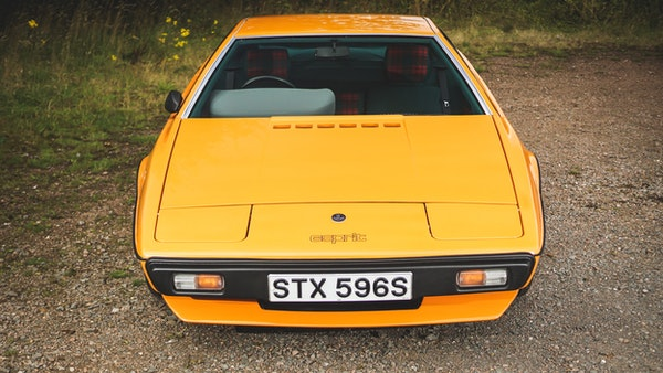 1976 Lotus Esprit Series 1 For Sale (picture 11 of 125)