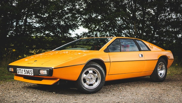 1976 Lotus Esprit Series 1 For Sale (picture 12 of 125)