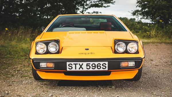 1976 Lotus Esprit Series 1 For Sale (picture 10 of 125)