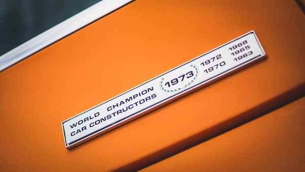 1976 Lotus Esprit Series 1 For Sale (picture 63 of 125)