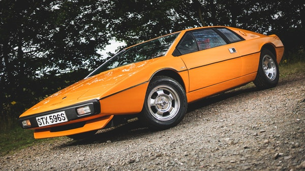 1976 Lotus Esprit Series 1 For Sale (picture 1 of 125)