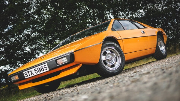 1976 Lotus Esprit Series 1 For Sale (picture 8 of 125)