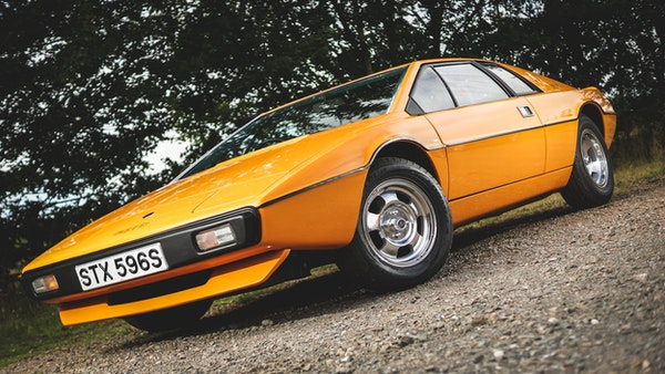 1976 Lotus Esprit Series 1 For Sale (picture 3 of 125)