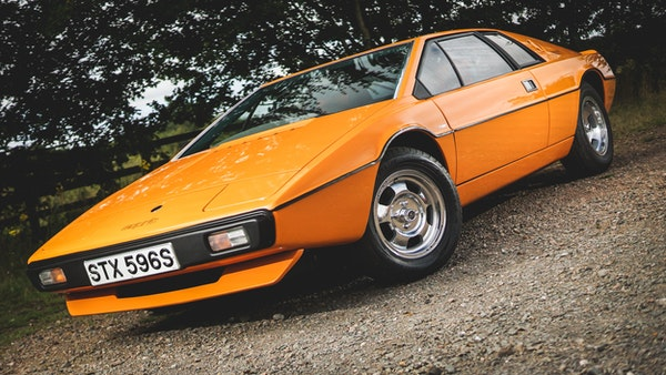 1976 Lotus Esprit Series 1 For Sale (picture 13 of 125)