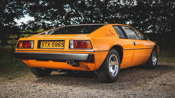 1976 Lotus Esprit Series 1 For Sale (picture 15 of 125)