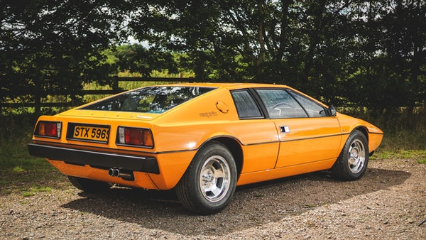 1976 Lotus Esprit Series 1 For Sale (picture 20 of 125)