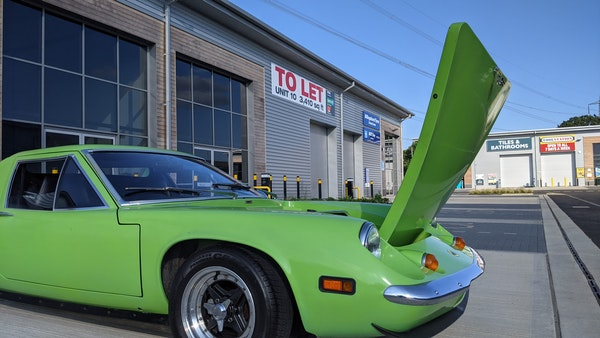 1972 Lotus Europa Twin Cam For Sale (picture 81 of 127)