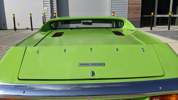 1972 Lotus Europa Twin Cam For Sale (picture 36 of 127)