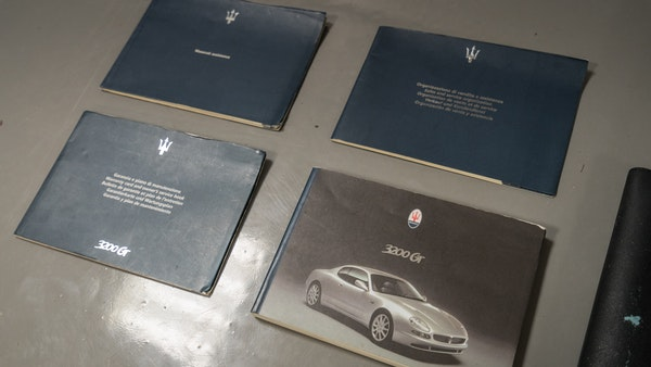 2000 Maserati 3200 GT For Sale (picture 128 of 151)