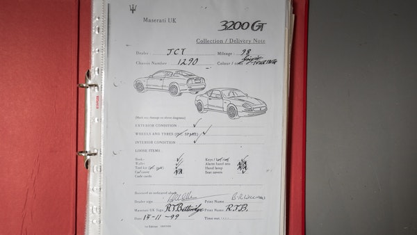 2000 Maserati 3200 GT For Sale (picture 134 of 151)