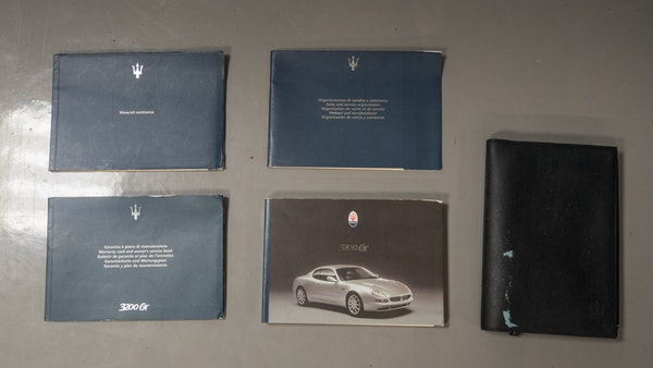 2000 Maserati 3200 GT For Sale (picture 140 of 151)