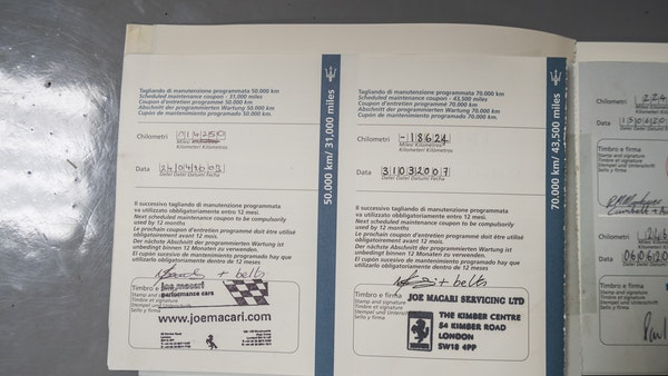 2000 Maserati 3200 GT For Sale (picture 145 of 151)