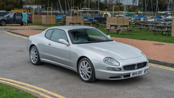 2000 Maserati 3200 GT For Sale (picture 3 of 151)