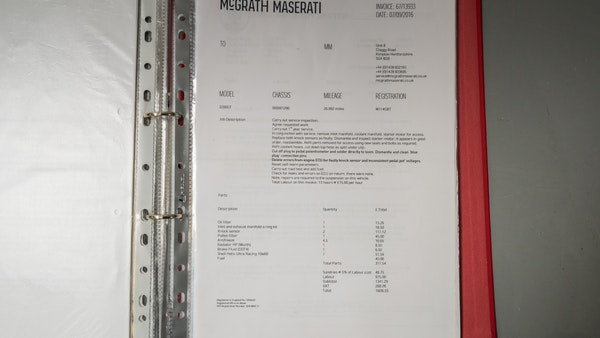 2000 Maserati 3200 GT For Sale (picture 150 of 151)