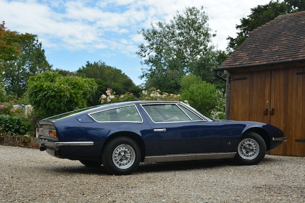 1971 MASERATI INDY 4.7 For Sale (picture 34 of 132)