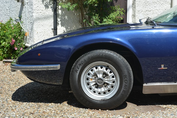1971 MASERATI INDY 4.7 For Sale (picture 8 of 132)