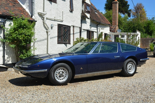 1971 MASERATI INDY 4.7 For Sale (picture 3 of 132)