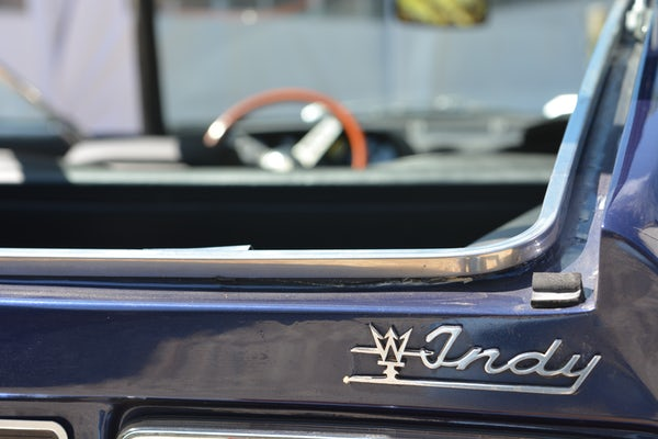 1971 MASERATI INDY 4.7 For Sale (picture 85 of 132)