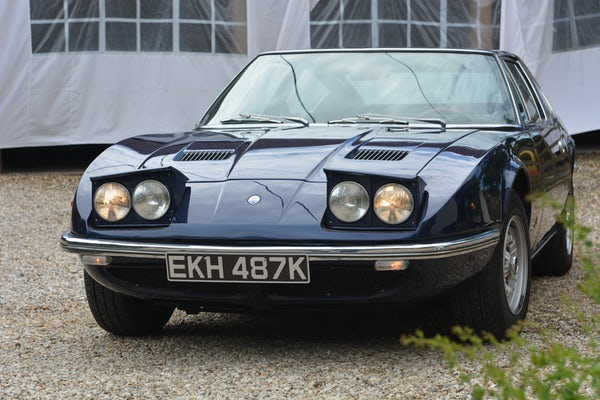 1971 MASERATI INDY 4.7 For Sale (picture 41 of 132)