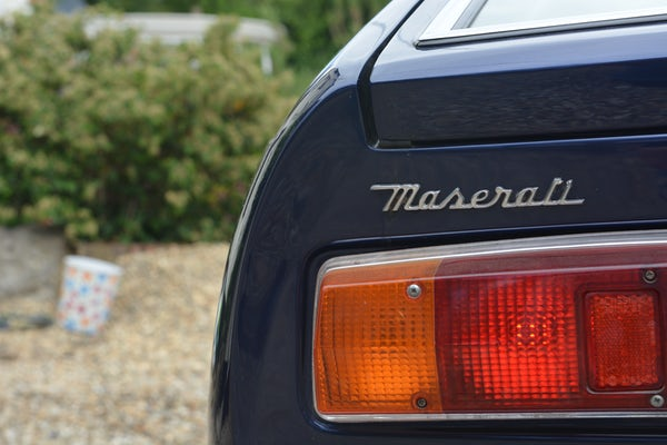 1971 MASERATI INDY 4.7 For Sale (picture 104 of 132)