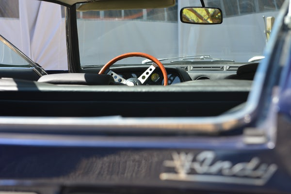1971 MASERATI INDY 4.7 For Sale (picture 86 of 132)