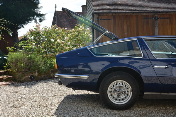 1971 MASERATI INDY 4.7 For Sale (picture 18 of 132)