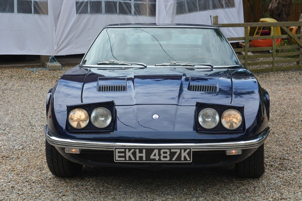 1971 MASERATI INDY 4.7 For Sale (picture 39 of 132)