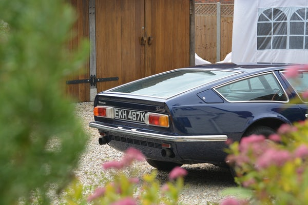 1971 MASERATI INDY 4.7 For Sale (picture 23 of 132)