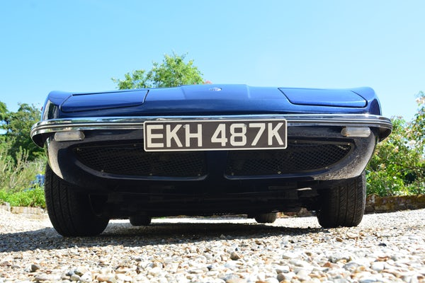 1971 MASERATI INDY 4.7 For Sale (picture 92 of 132)