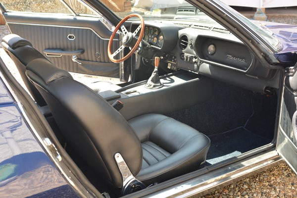 1971 MASERATI INDY 4.7 For Sale (picture 67 of 132)