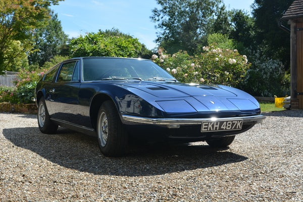 1971 MASERATI INDY 4.7 For Sale (picture 1 of 132)