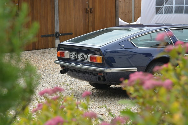 1971 MASERATI INDY 4.7 For Sale (picture 22 of 132)