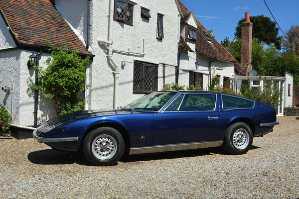 1971 MASERATI INDY 4.7 For Sale (picture 7 of 132)