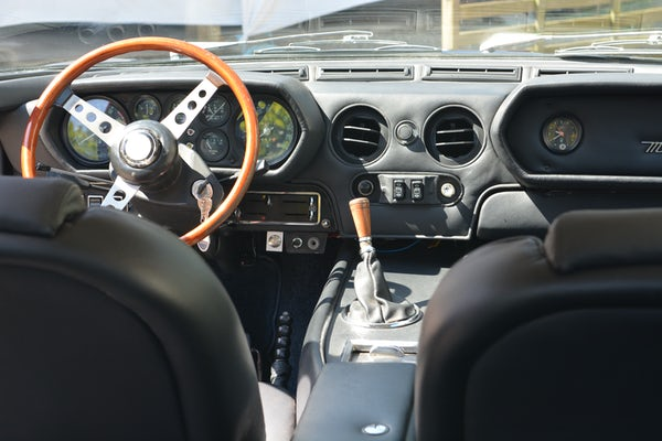 1971 MASERATI INDY 4.7 For Sale (picture 66 of 132)