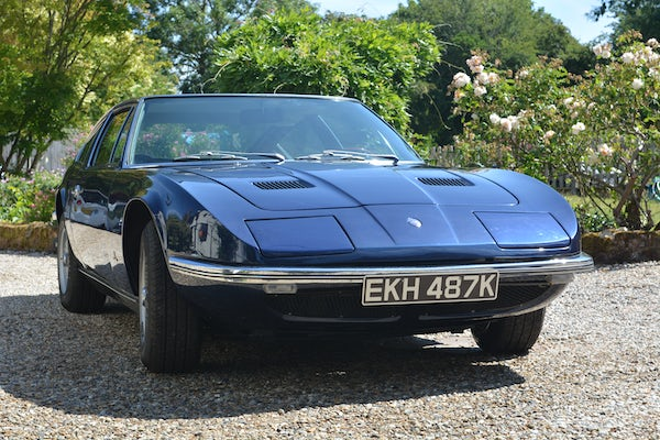 1971 MASERATI INDY 4.7 For Sale (picture 12 of 132)