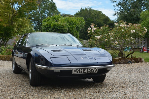 1971 MASERATI INDY 4.7 For Sale (picture 30 of 132)