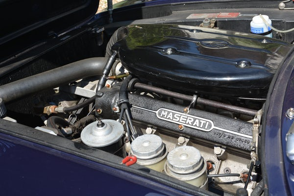 1971 MASERATI INDY 4.7 For Sale (picture 106 of 132)