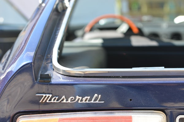 1971 MASERATI INDY 4.7 For Sale (picture 87 of 132)